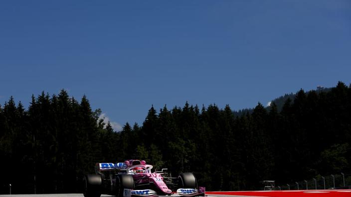Eerste vrije training Grand Prix van Steiermark: Pérez laat Verstappen achter zich