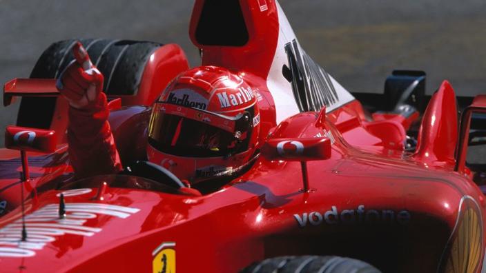 Michael Schumacher sera mis à l'honneur à Goodwood