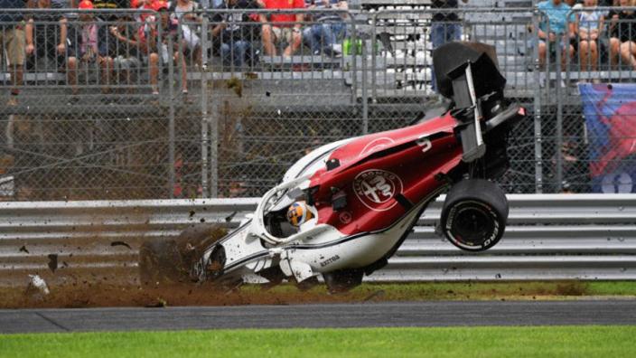 """Ericsson blikt terug: """"Zwaarste crash uit mijn loopbaan"""""""