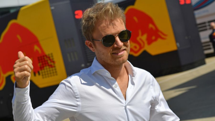 """Rosberg: """"Ik zou het niet toestaan als mijn dochters willen gaan racen"""""""