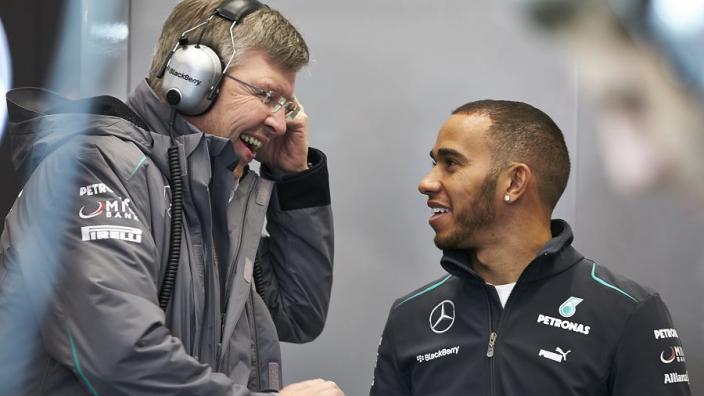 "Hamilton a ""mercenary"" when joining Mercedes"