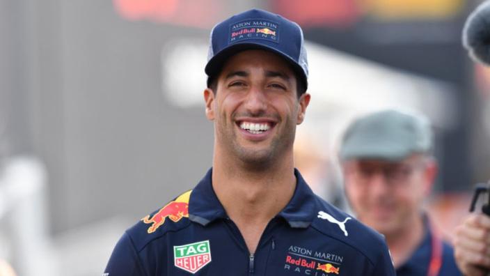 Daniel Ricciardo: 'Plannen Renault zijn bemoedigend'