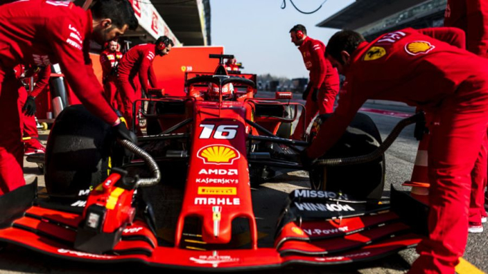 Ferrari boss not pleased despite positive pre-season