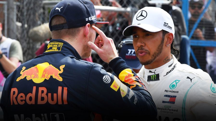 Hamilton will be the best of all time and is better than Verstappen - Rosberg