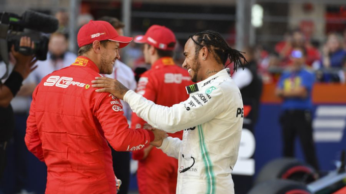 Hamilton matches Schumacher, but Ferrari champions - Webber's 2020 predictions