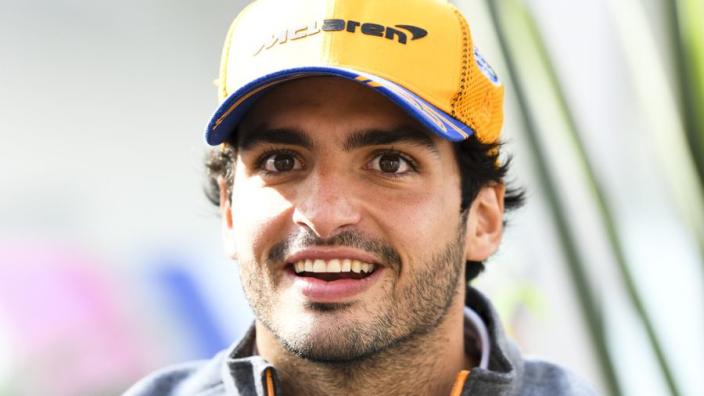 Sainz has held extension talks with McLaren