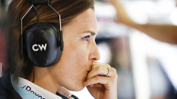 Williams clarifies false reports over FW42 delay