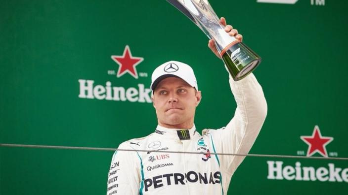 Bottas wants two-year Mercedes deal