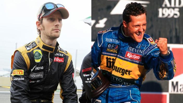 Schorsingen voor Formule 1-coureurs uit het verleden   FactChecker