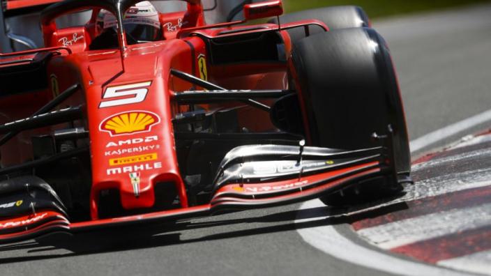 Qualifs (VIDÉO) : Ferrari et Vettel en pole, Magnussen dans le mur !