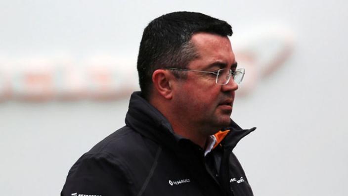 Eric Boullier: 'McLaren begon veel te snel met Honda, Red Bull kan het beter gaan doen'