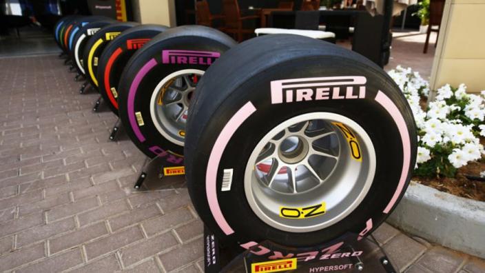 """Pirelli: """"Teams hebben meer opties in Singapore door hypersofts"""""""
