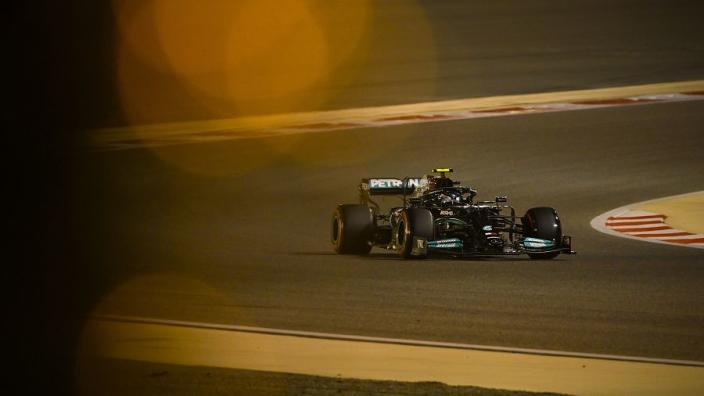 """Bottas over problemen W12: """"Achterkant is onverbiddelijk"""""""