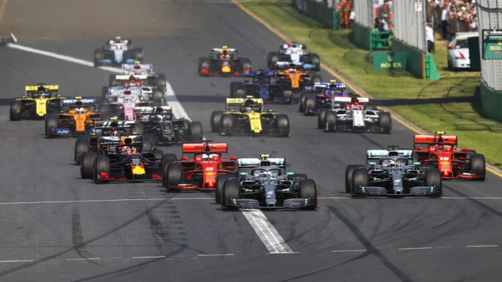 "Formula 1 dealing with ""an absolute nightmare"" over new calendar"