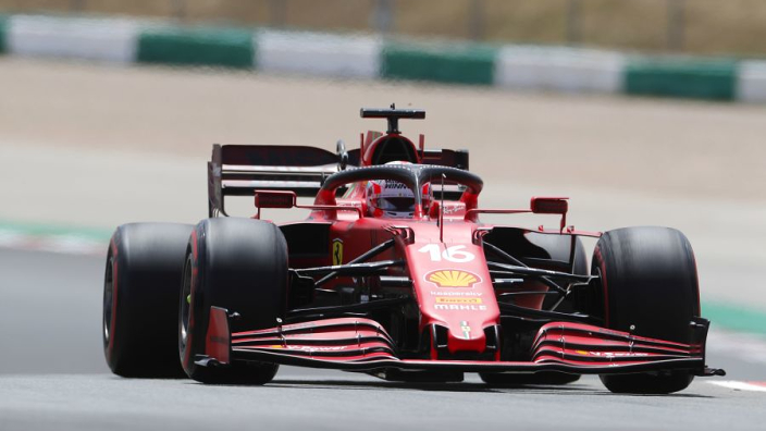 """Leclerc berates himself as """"just not good enough"""" after """"very inconsistent"""" qualifying"""