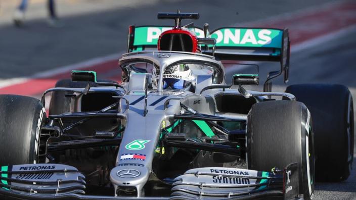 Merecedes unleash the pace as Ferrari struggle in Spain