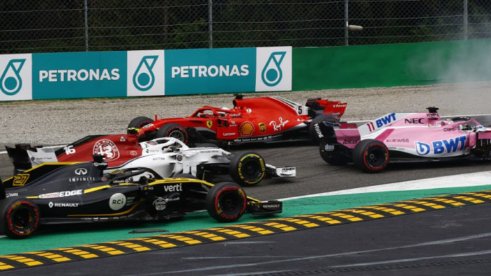 Ferrari 'leadership and strategy' failed in Monza