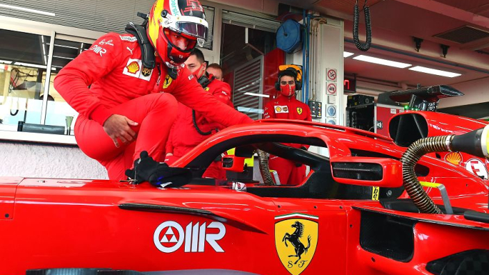 Sainz will 'embrace honour and responsibility' of Ferrari drive