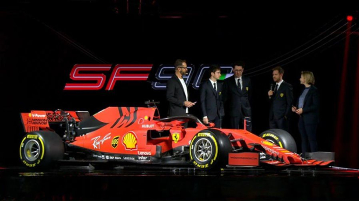 Vettel shares thoughts on 2019 Ferrari challenger