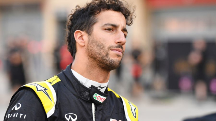 Ricciardo admits 'step back' to Renault has been a struggle