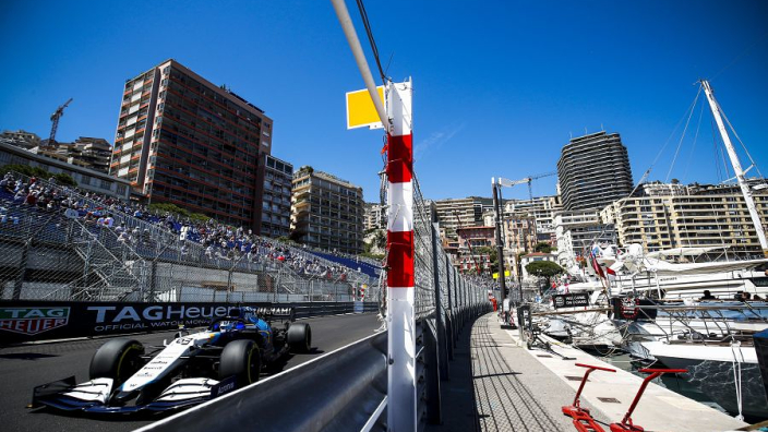 Russell puts Monaco house move on hold