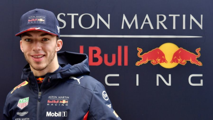 Gasly: 'only good news' from Red Bull testing