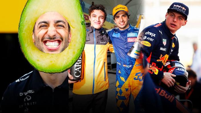 De meest hilarische social media-momenten van de F1-coureurs   Social Wall