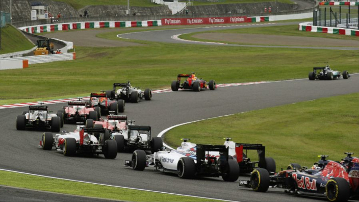 Japanese Grand Prix organisers say safety 'top priority' as Typhoon Hagibis looms