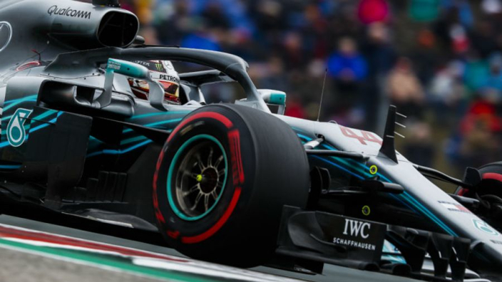 Hamilton says COTA pole lap was 'perfection'
