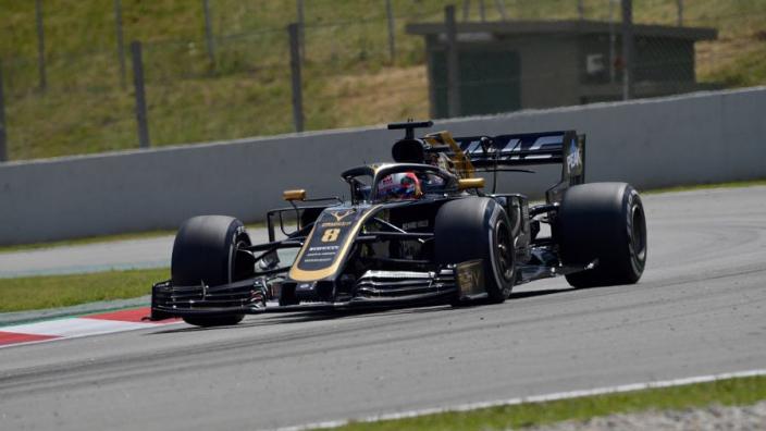 """Grosjean: """"We zijn in de mix met Red Bull in Barcelona"""""""