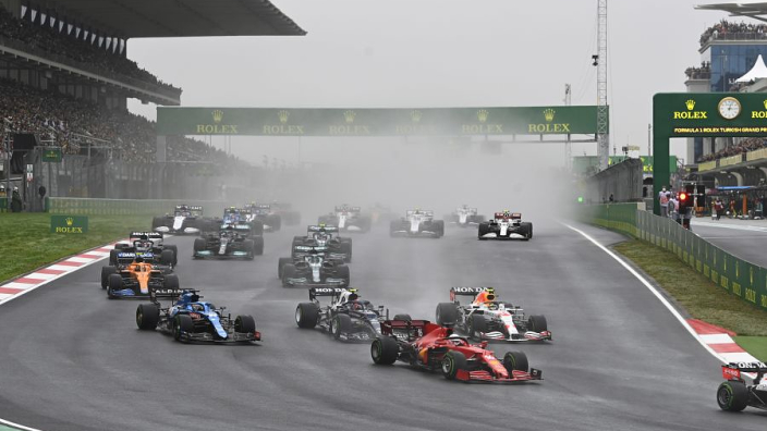 """""""Completely bored"""" Alonso rues luck as double contact wrecks Turkey hopes"""