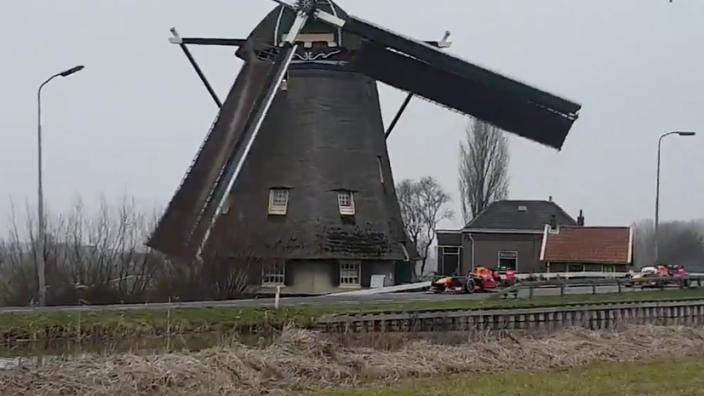 Update: Red Bull filmt ook in de Zuid-Hollandse polder
