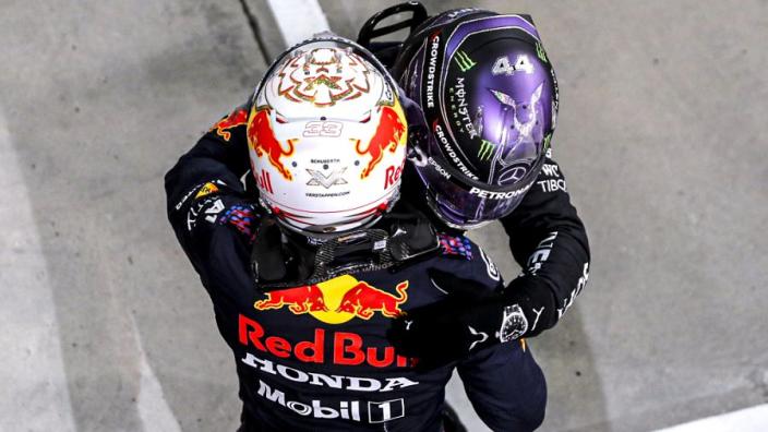 Hamilton kijkt uit naar titelgevecht met Verstappen
