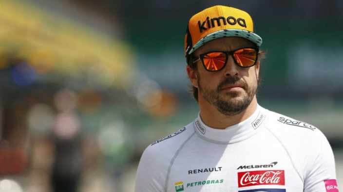 McLaren respond after Alonso visits factory