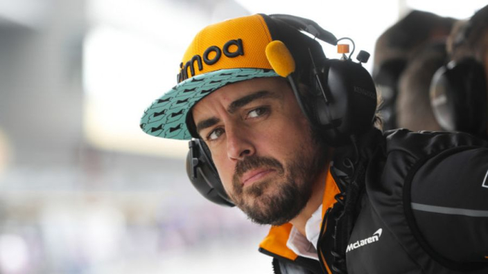 McLaren want Alonso back for 2019