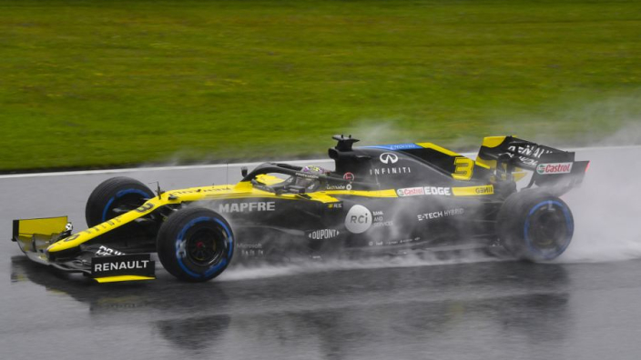 """Ricciardo blij met resultaat kwalificatie: """"Morgen wordt leuk"""""""