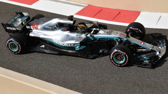 Mercedes deliver update on Hamilton grid penalty scare