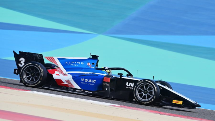 """Alpine academy """"difficult"""" with lack of F1 partner team"""