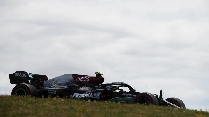 Kwalificatie Portugal: Bottas pakt pole, Verstappen slachtoffer van track limits