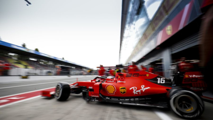 Leclerc leads again as Mercedes show their hand: Italian GP