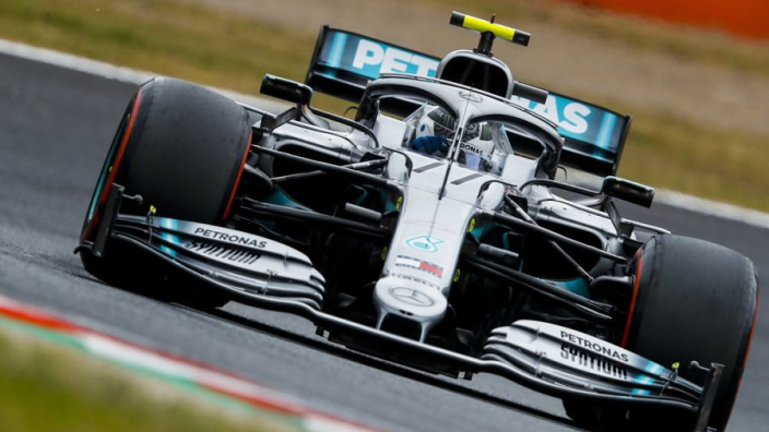 Bottas assesses Mercedes upgrade after Suzuka success