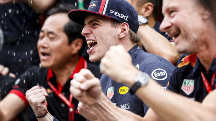 Verstappen, Red Bull form won't convince Honda to stay in F1