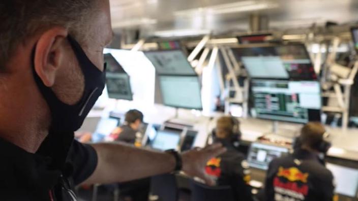 Red Bull versterkt motorafdeling met vijf nieuwe Mercedes-techneuten