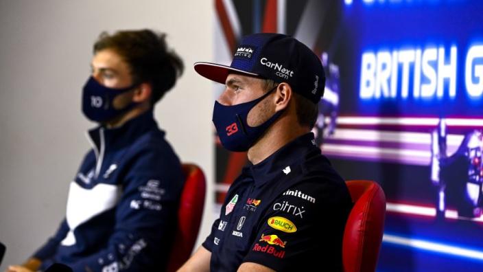 Verstappen voorspelt: 'Mercedes zal door updates dichterbij zitten op Silverstone'