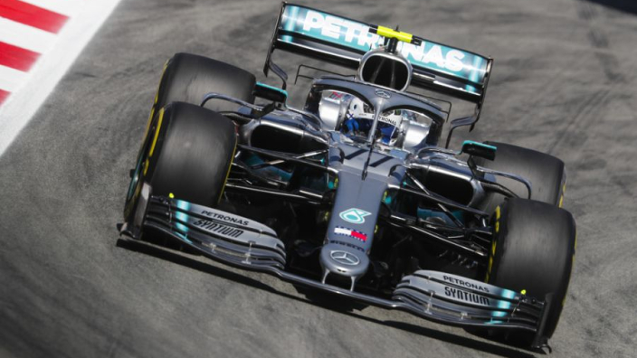 Qualifs (VIDÉOS) : Bottas impérial, Mercedes écrase Ferrari