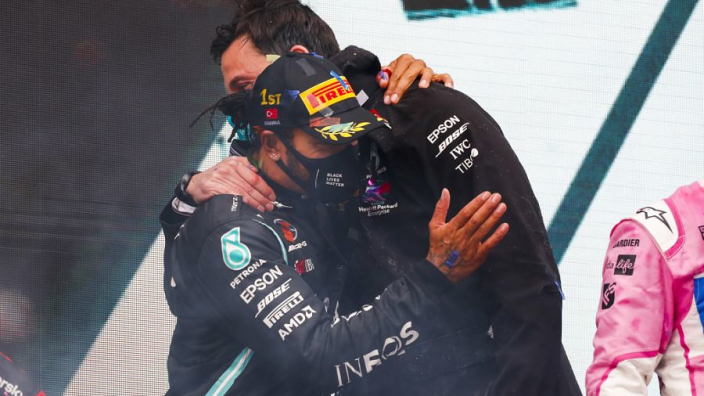Knighthood the recognition Hamilton deserves - Wolff