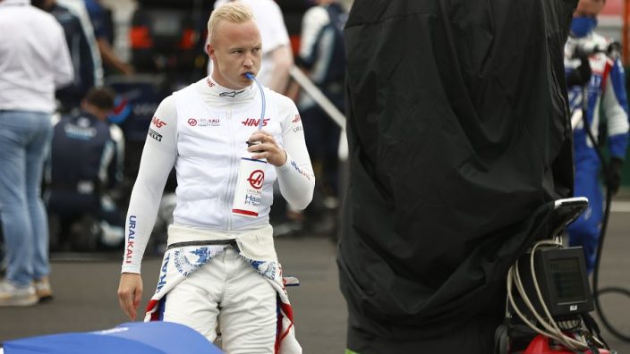 Mazepin missed learning against Hamilton and Verstappen