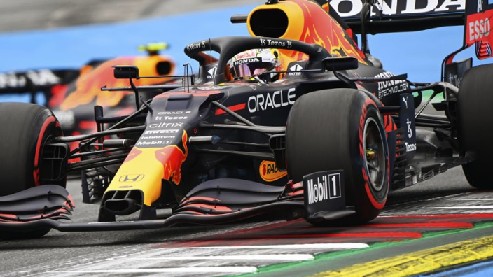 Red Bull special weapon finally showing itself in Mercedes battle