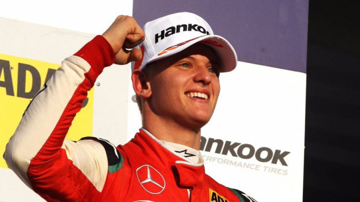 Official: Mick Schumacher joins Ferrari Driver Academy