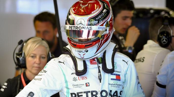 Hamilton matches Schumacher and Senna records with Australia pole